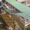 Copertura impermeabile Drytec, l'installazione su una superficie di oltre 8.000 mq