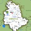 Umbria, i link alla banca dati degli edifici colpiti dal sisma